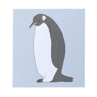Big Penguin Notepad