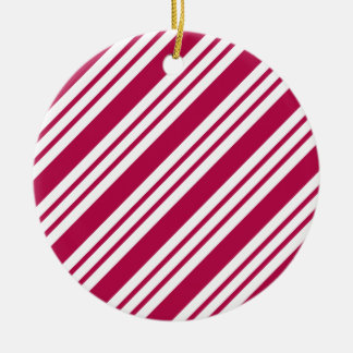 Big Peppermint Candy Ornament