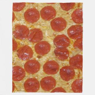big pepperoni pizza blanket