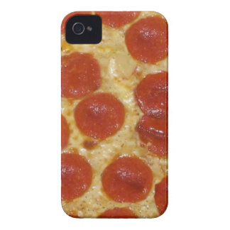 big pepperoni pizza iPhone 4 covers