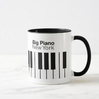 Big Piano Icon of New York Mug