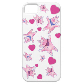 Big Pig Little Pig Case For The iPhone 5