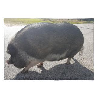 Big Pig Placemat