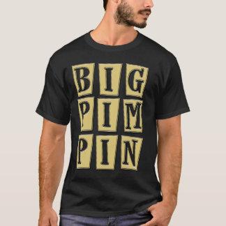 BIG PIMPIN HIP HOP shirt