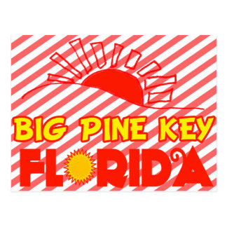 Big Pine Key, Florida Postcard