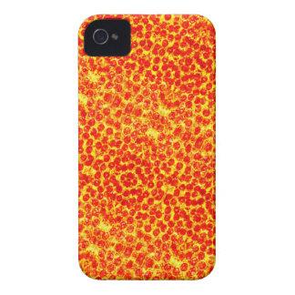 Big Pizza Pattern Case-Mate iPhone 4 Case