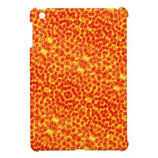 Big Pizza Pattern iPad Mini Covers