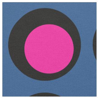 Big Polka Dot Pattern Fabric