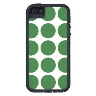 Big Polka Dots iPhone 5 Tough Xtreme Case