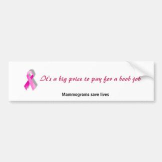 Big price to pay Bumper Sticker