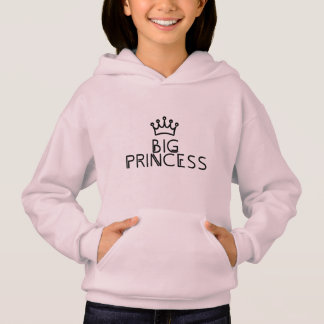 BIG PRINCESS with crown - matching outfit