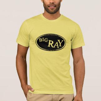 Big Ray Tee - Blk Logo