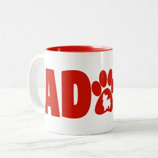 Big Red Adopt Mug