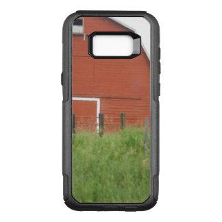 Big Red Barn OtterBox Commuter Samsung Galaxy S8+ Case