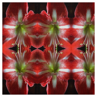 Big Red Fabric