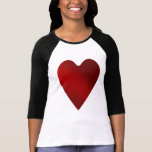 Big red heart | Valentines day T-Shirt