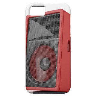 Big red loudspeaker iPhone 5 case