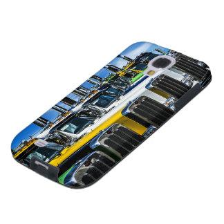 Big Rigs Galaxy S4 Case