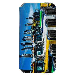 Big Rigs Incipio Watson™ iPhone 6 Wallet Case