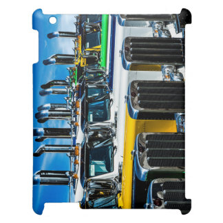 Big Rigs iPad Case