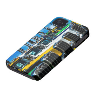 Big Rigs iPhone 4 Cases