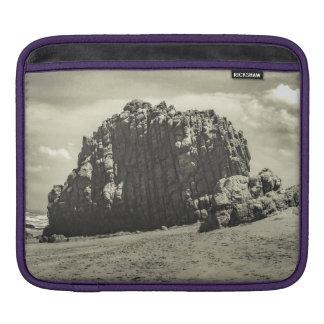 Big Rock at Praia Malhada Jericoacoara Brazil iPad Sleeve