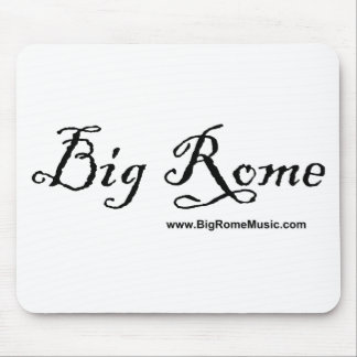 Big Rome's Fan Merchandise Mouse Pad