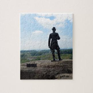Big Round Top in Gettysburg Jigsaw Puzzle