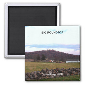 BIG ROUNDTOP SQUARE MAGNET