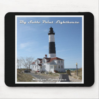 Big Sable Point Lighthouse Mouse Pad