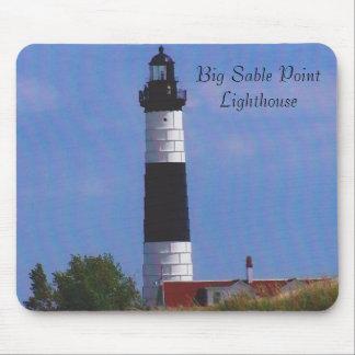 Big Sable Point Lighthouse Mousepad