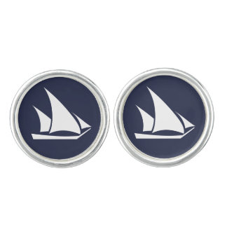 Big Sails Cufflinks