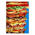 Big Sandwich Card