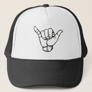 BIG SHAKA TRUCKER HAT