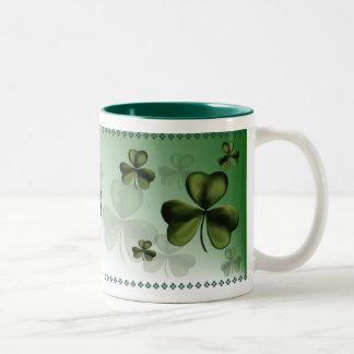 Big Shamrock Mug
