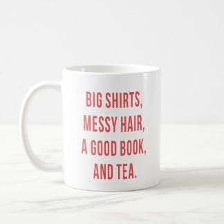 Big Shirts Coffee Mug