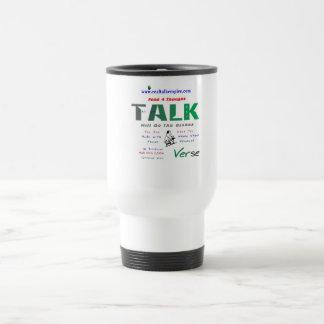big sip - food 4 stainless steel travel mug