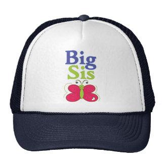 Big Sis Cute Butterfly 3 Hat