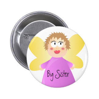 Big Sister 6 Cm Round Badge