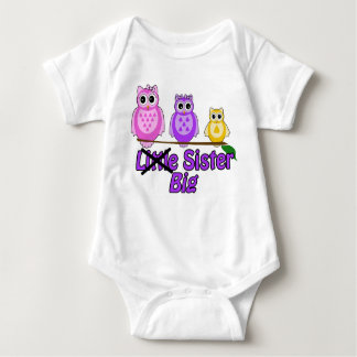 Big Sister Baby Bodysuit