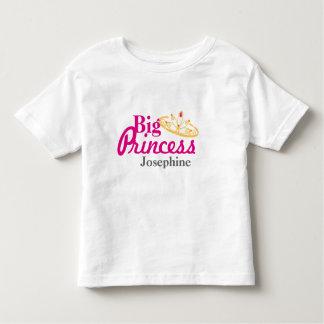 big sister BABY SHOWER matching gift set Toddler T-Shirt