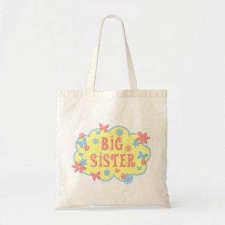 Big Sister Flower Butterfly Bag