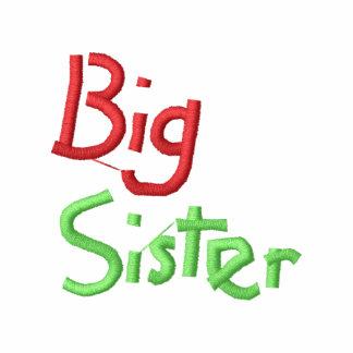 Big Sister Hoodies