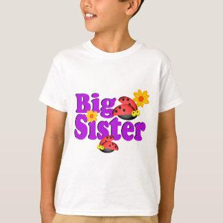 Big Sister Ladybug T-Shirt