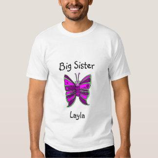 Big Sister Layla Tshirts