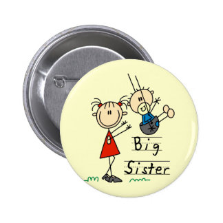 Big Sister Little Brother T-shirts and Gifts Pins