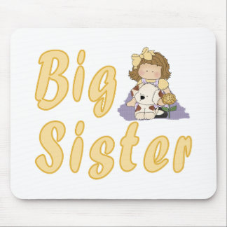 Big Sister Little Friends 2 Mouse Pad