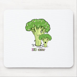 Big Sister - little sibling Mouse Pad