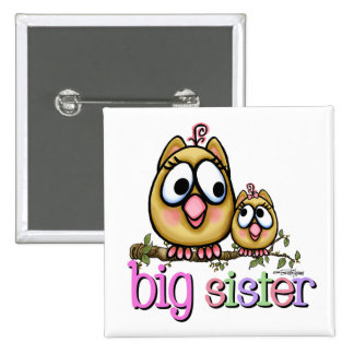 Big Sister little Sis Button