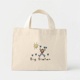 Big Sister T-Shirt Mini Tote Bag